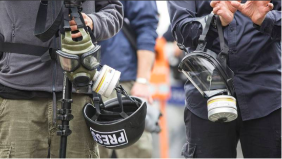 USA: Authorities Must Condemn Violence Against Journalists and Safeguard Their Right to Work
