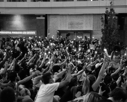 Virality and Surveillance: Protesting in the Digital Age