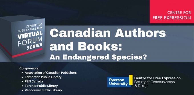Canadian Authors and Books: An Endangered Species?